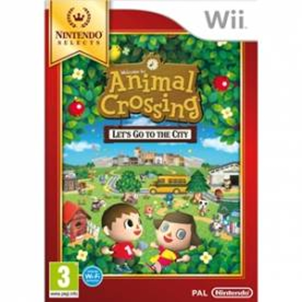 Image of Animal Crossing [Wii]