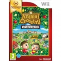 Animal Crossing Lets Go To The City Game (Selects) Wii