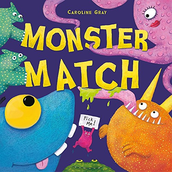 Monster Match  Hardback 2018