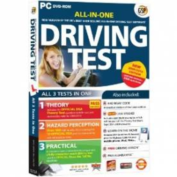 All In One Driving Test Edition Game PC