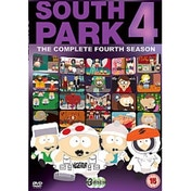 South Park Season 4 DVD