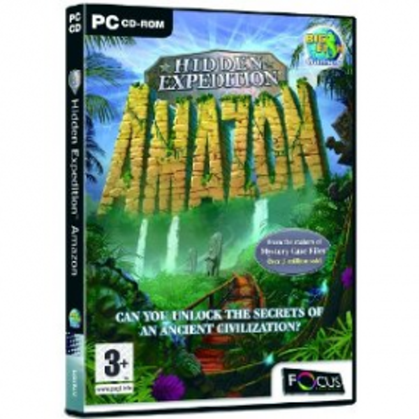 Hidden Expedition Amazon Game PC