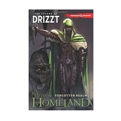 Dungeons & Dragons The Legend of Drizzt Volume 1 Homeland Paperback
