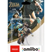 Link Rider Amiibo (The Legend of Zelda Breath of the Wild) Wii U/3DS/Nintendo Switch