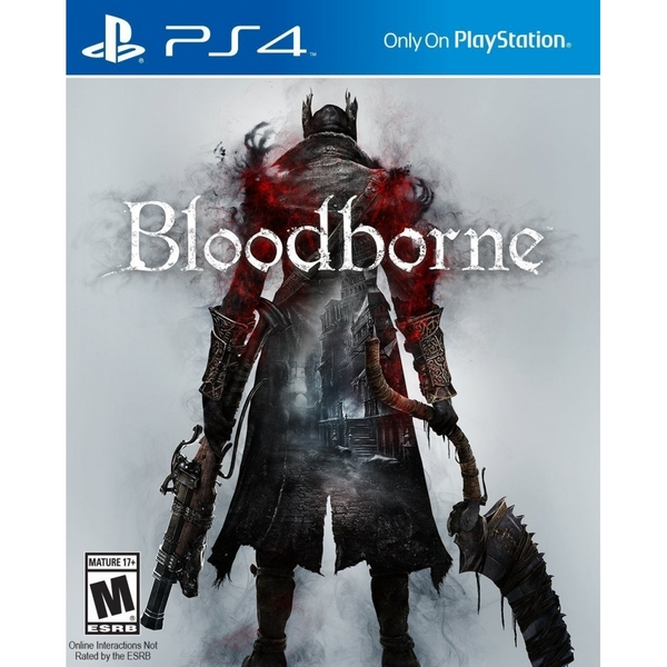 Bloodborne PS4 Game (#) - Image 1