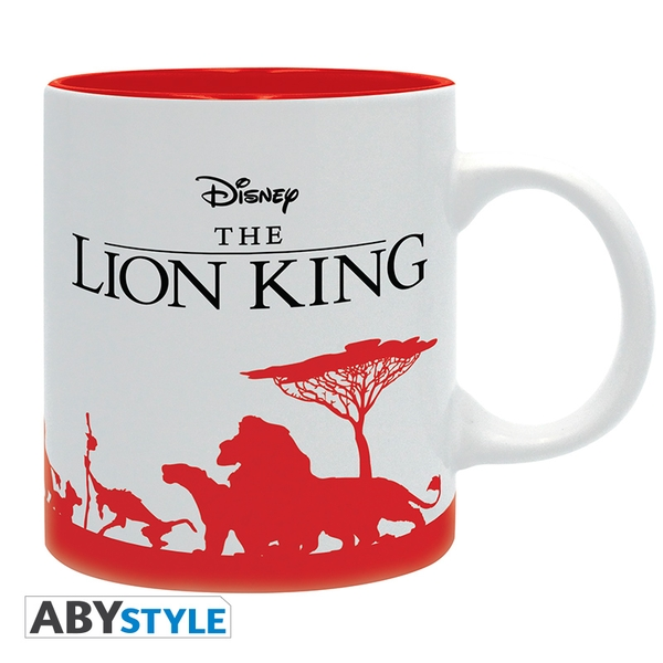 Disney - The Lion King Group- Mug