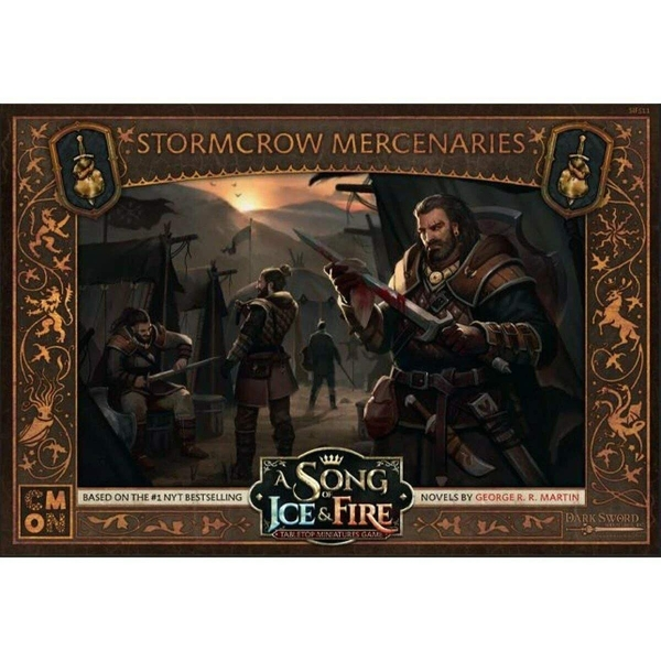 Stormcrow Mercenaries A Song Of Ice And Fire Expansion Pack