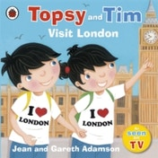 Topsy and Tim: Visit London by Jean Adamson (Paperback, 2012)