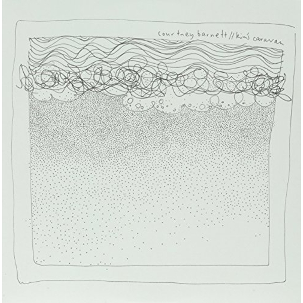 Courtney Barnett - Kim's Caravan / Close Watch (Limited Edition) Vinyl