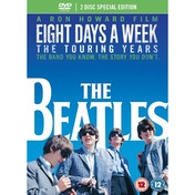 The Beatles Eight Days a Week The Touring Years Special Edition DVD