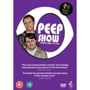 Peep Show Series 1-5 - Complete DVD