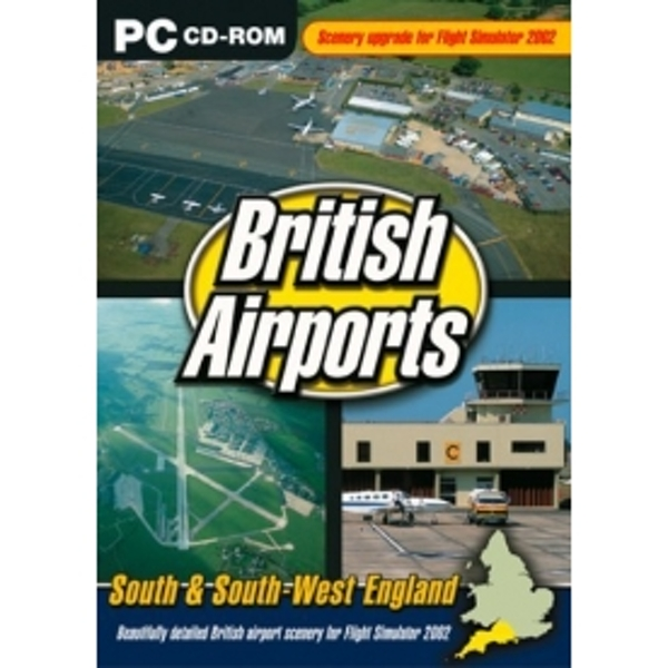 British Airports South & South-West England Volume 3 Game PC