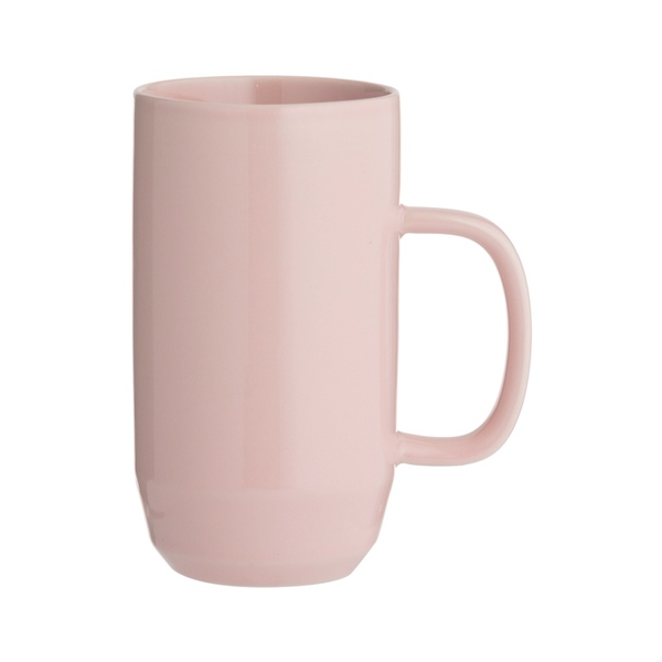 Typhoon Cafe Concept Latte Cup 550ml Pink