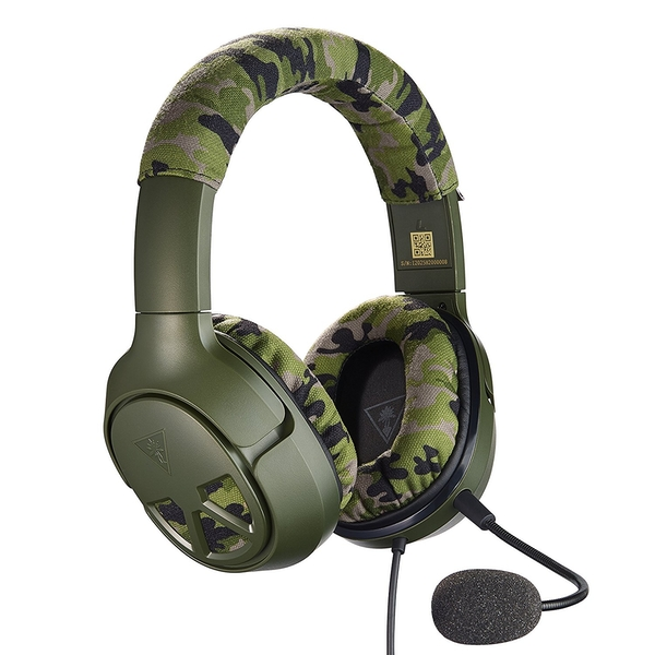 Turtle Beach Recon Camo Gaming Headset - PS4, Xbox One and PC - Image 1