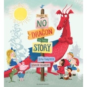 There Is No Dragon In This Story by Lou Carter (Paperback, 2017)