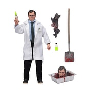Herbert West (Re-Animator) 8 Inch Neca Clothed Figure