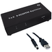 Target 1 x In / 2 x Out Full HD 1080p Supported USB Powered HDMI Splitter - Image 2