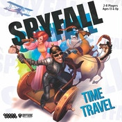 Spyfall: Time Travel Game
