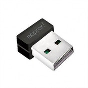APPROX Wireless-N Nano USB 2.0 150Mbps Adapter with AP Mode (APPUSB150NAV2)