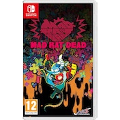 Mad Rat Dead Nintendo Switch Game