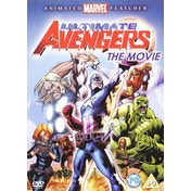 Ultimate Avengers - The Movie DVD