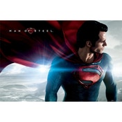 Man Of Steel - Horizon Maxi Poster