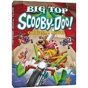 Scooby-Doo Big Top Animation DVD