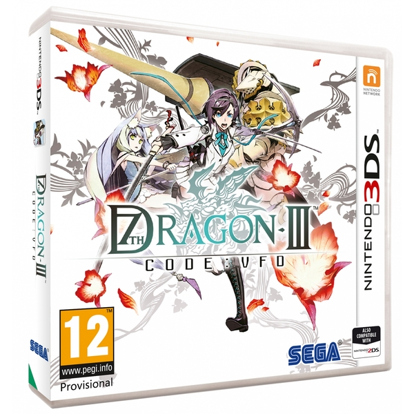 7th Dragon III Code VFD 3DS Game