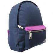 Lonsdale Mini Backpack Navy & Purple