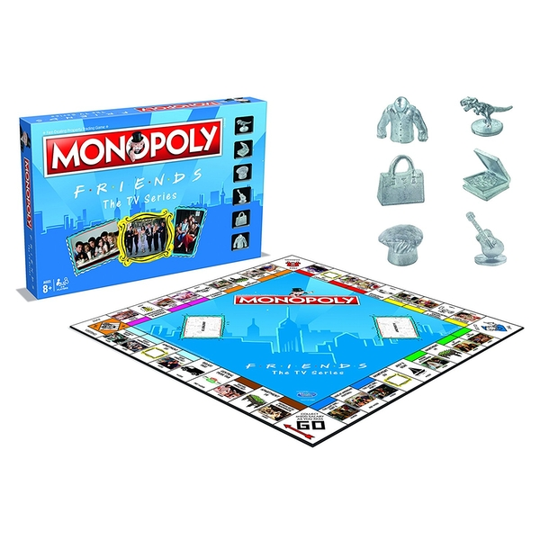 Friends Monopoly - Image 3