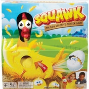 Squawk The Egg-Splosive Chicken Game