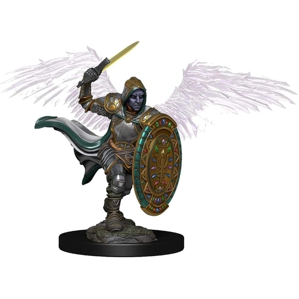D&D Icons of the Realms Premium Figures - Aasimar Male Paladin