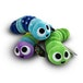 Slither.io Assorted Styles Bendable 8 Inch Plush Toy - 1 Supplied - Image 3