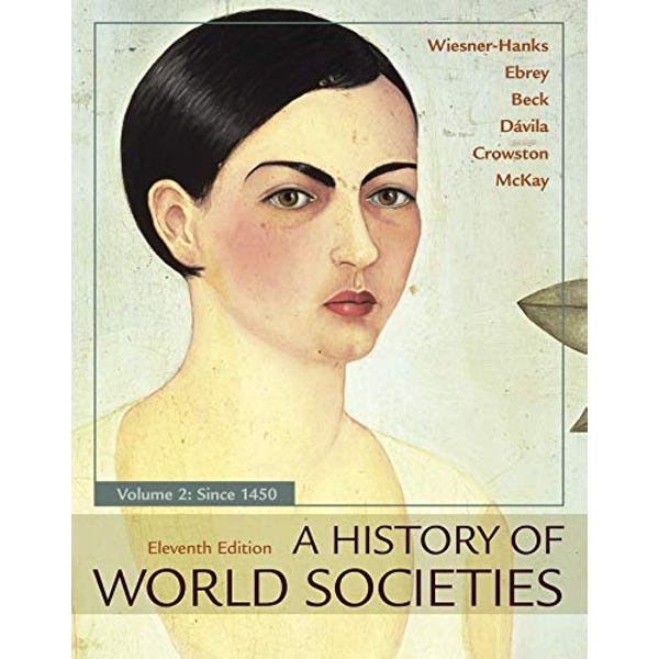 A History of World Societies, Volume 2  Paperback / softback 2017
