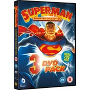 Superman Animated Triple Pack DVD