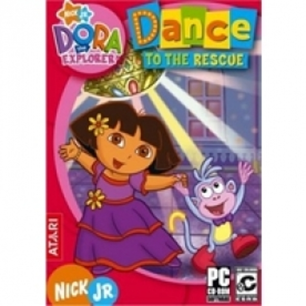 Dora The Explorer Dance To The Rescue Game PC