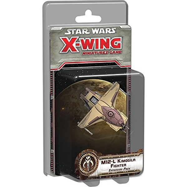 Star Wars X-Wing M12-L Kimoglia Fighter Expansion Pack