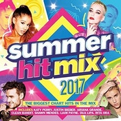 Various Artists: Summer Hit Mix 2017 CD