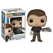 Booker DeWitt with Sky-Hook (BioShock) Funko Pop! Vinyl Figure