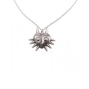 Nintendo Legend of Zelda Majora's Mask Metal Twisted Link Chain Pendant Necklace