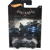 Hot Wheels Batman Arkham Knight Batmobile (Batman) Figure