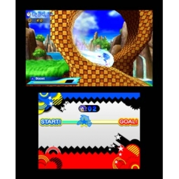 Sonic Generations Game 3DS - Image 5