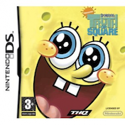 SpongeBob Truth or Square Game DS
