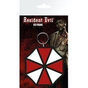 Resident Evil Umbrella Key Ring