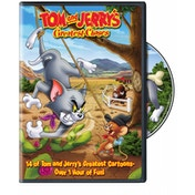 Tom and Jerry's Greatest Chases Vol. 5 [DVD]