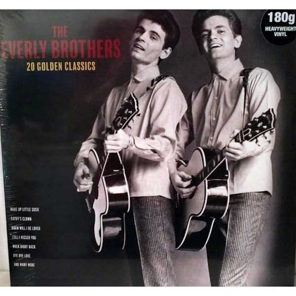 Everly Brothers - 20 Golden Classics Vinyl