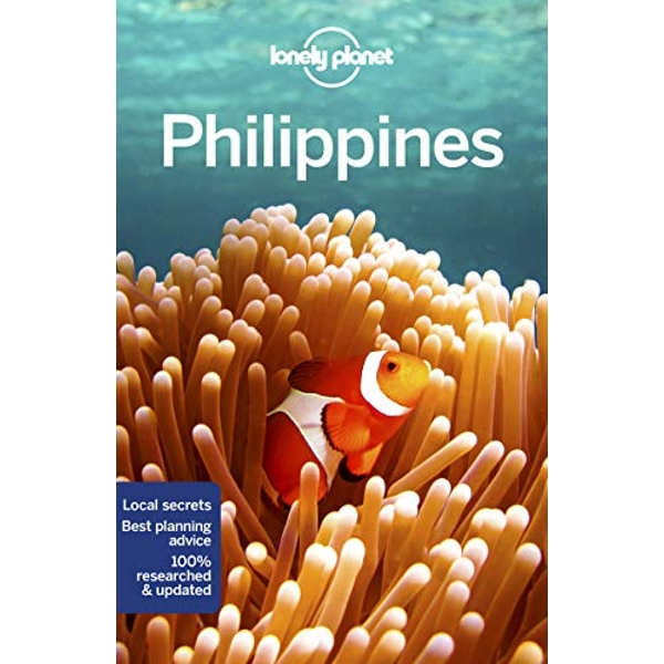 Lonely Planet Philippines  Paperback / softback 2018