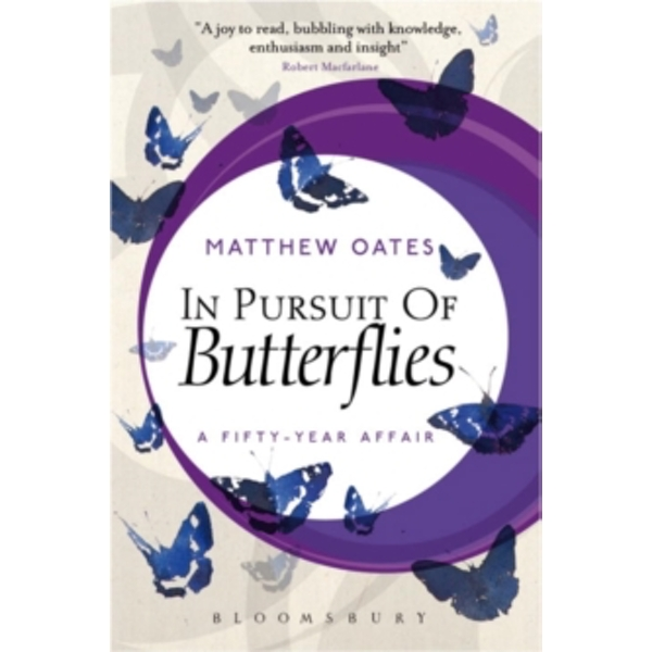 In Pursuit of Butterflies : A Fifty-year Affair