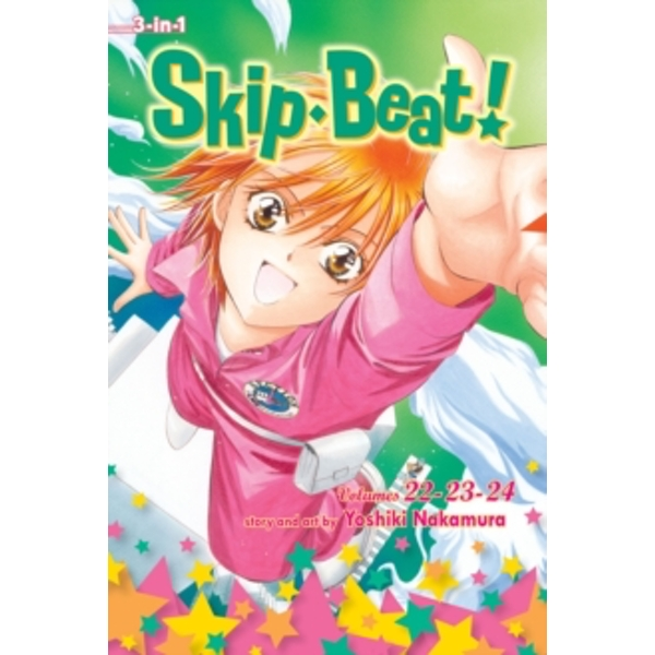 Skip Beat! (3-in-1 Edition), Vol. 8 : Includes volumes 22, 23 & 24 : 8