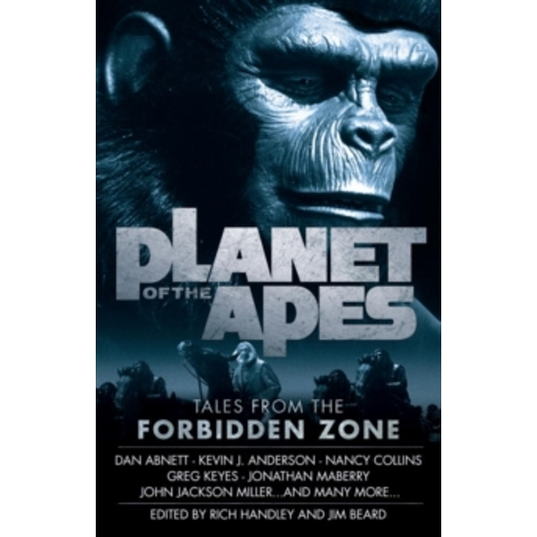 Planet of the Apes : Tales from the Forbidden Zone